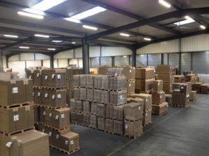 Logistique -Zone-de-stockage température ambiante